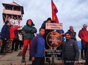 7 -days Poon hill Annapurna  trek